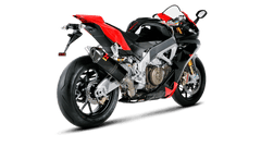 Aprilia RSV4 & RSV4-R APRC 2009-14 Akrapovic Carbon Slip On Can