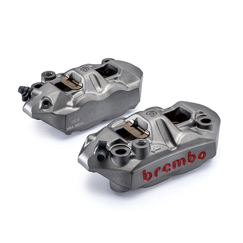 Brembo M4 Monobloc Radial Cast Caliper Kit (100mm Spacing)