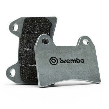 Kawasaki ZX-6R 2007-12 Brembo Carbon Ceramic Front Brake Pads RC Compound For Track Use Only