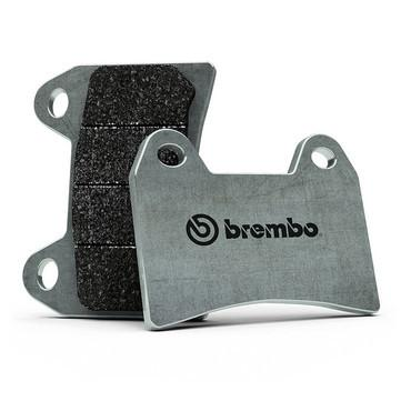 Honda CBR1000RR 2017> Brembo Carbon Ceramic Front Brake Pads RC Compound For Track Use Only