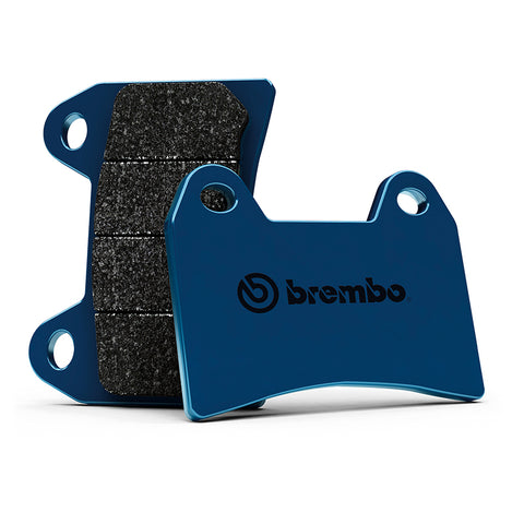 Brembo Genuine Carbon Ceramic Rear Brake Pads - 07BB02CC