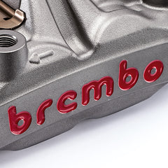 Brembo M4 Monobloc Radial Cast Caliper Kit (108mm Spacing)