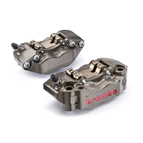 Brembo HPK 30/34 Radial Billet Caliper Kit (108mm Spacing)