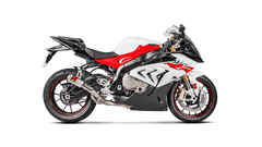 BMW S1000RR 2017-18  Akrapovic Optional 4-2-1 Titanium Racing Header Set