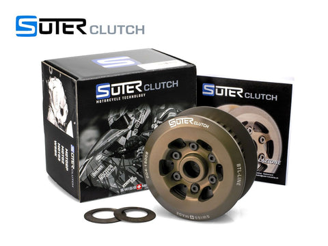 Triumph Daytona 675 2006-12 Suter Slipper Clutch