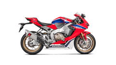 Honda CBR1000RR SP1/SP2 2017> Akrapovic Titanium Silencer Slip-On Kit