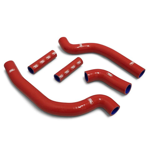 Aprilia RSV4 2009-17 5 Piece Samco Silicone Performance Hose Set - Thermostat Bypass