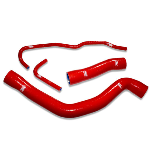 BMW S1000RR 2019> Samco Silicone Performance Hose Set 4 Piece Race Fit Kit