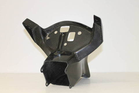 BMW S1000RR 2012-14 Carbon Fiber Clock/Fairing Bracket