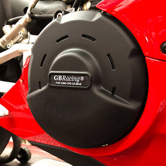 Ducati Panigale V4 2018> GB Racing Clutch Cover Protector