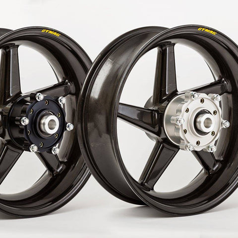 Dymag CA5 Carbon Fiber Wheels