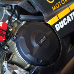Ducat 1199/S/R & 1299/S Panigale 2011> GB Racing Engine Cover Set