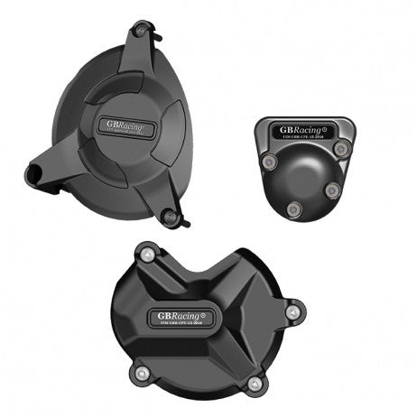 BMW S1000RR & HP4 2009> GB Racing Engine Cover Set