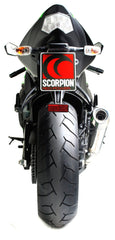 Kawasaki ZX-10R 2008-10 Scorpion Power Cone Slip-On Exhaust
