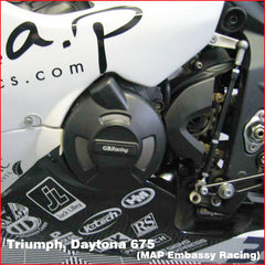 Triumph Daytona 675 2006-10 & Street Triple 2008-10 GB Racing Stock Alternator Cover