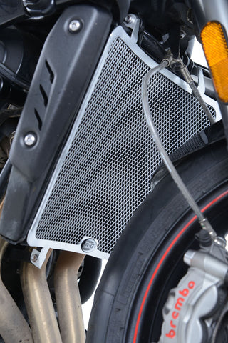 Triumph Street Triple 765 S/R & RS 2017> R&G Racing Radiator Guard