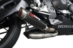 Honda CBR1000RR Fireblade 2014-16 Scorpion RP1-GP Slip-On Exhaust