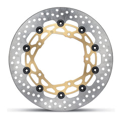 Triumph Daytona 675/R 2006-16 Brembo SuperSport (HPK) Front Disc Set