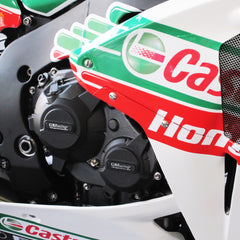 Honda CBR1000RR Fireblade 2008-16 GB Racing Engine Cover Set (Kit Alternator)