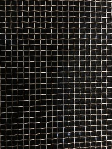 Stainless Steel Radiator / Grille / Vent Mesh 610mm x 310mm