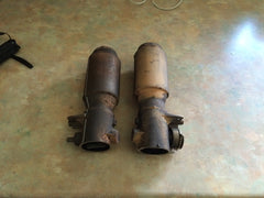 Triumph Daytona 675 2006-13 De-Cat Exhaust