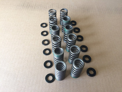 Triumph Daytona 675/R 2006-13 UKRS Race Valve Spring Kit & Spacers