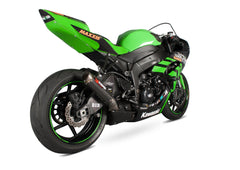 Kawasaki ZX-6R 2009-17 Scorpion RP1-GP Slip-On Exhaust