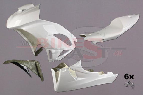 Kawasaki ZX-6R 2009-12 Bikesplast Race Body Kit