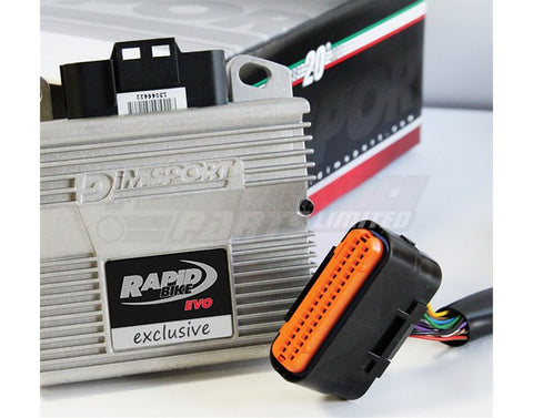 Kawasaki Ninja 400> Rapid Bike EVO Exclusive Module Plug & Play Control Module & Wiring Harness