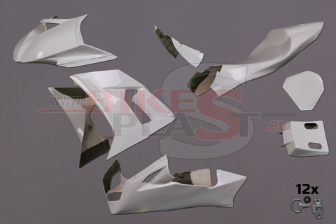 Kawasaki ZX-10R 2008-10 Bikesplast Race Body Kit