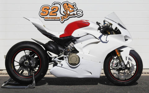 Ducati V4 Complete Race Bodywork Kit