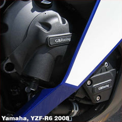 Yamaha YZF R6 2008-19 GB Racing Clutch Cover