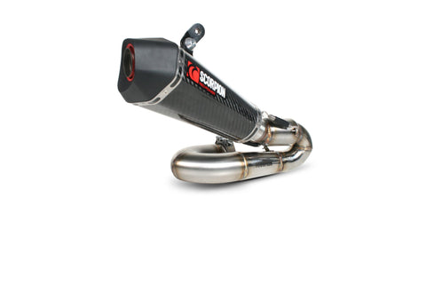Honda CBR1000RR Fireblade 2014-16 Scorpion Serket Taper Slip-on Exhaust