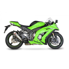 Kawasaki ZX-10R 2011-15 Scorpion Serket Taper Slip-on Exhaust