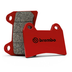Kawasaki ZX-6R 2007-12 Brembo Sintered Front Brake Pads SA Compound For Normal & Fast Road Use