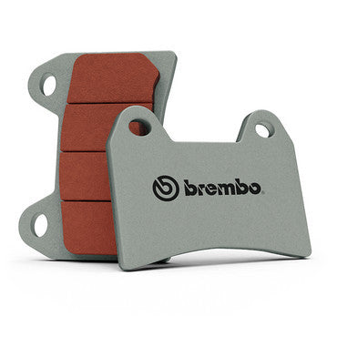 Kawasaki ZX-6R (636) 2013> Brembo Sintered Front Brake Pads SC Compound Front Brake Pads For Fast Road & Track Use