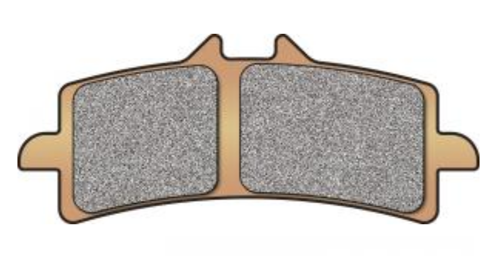 Brembo Z04 Pad Shape C Racing Brake Pads