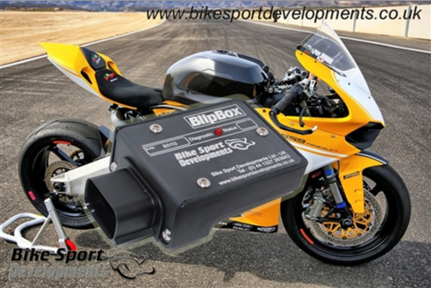 Ducati 959 Panigale - Blip Box-Pro - Autoblip downshift module (load cell activated)