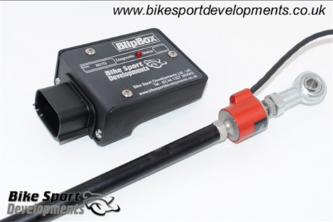 Ducati 1199 / 899 Panigale - Blip Box-Pro - Autoblip downshift module (load cell activated)