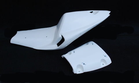 Triumph Daytona 675/R 2006-12 TRS Superbike Single Seat Unit