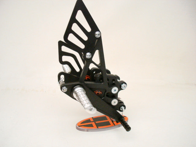 Honda CBR600RR 2007> SES Road Shift Rearsets