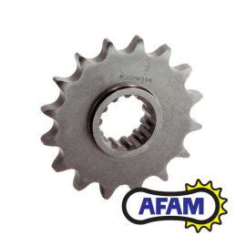 Yamaha YZF600 R6 2008> AFAM Front Sprockets