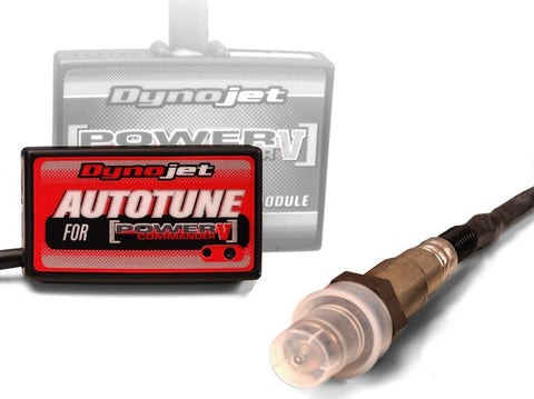 Dynojet Autotune for Power Commander V (PCV)