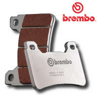 Triumph Street Triple R 2009> Brembo Sintered Front Brake Pads SC Compound For Fast Road & Track Use