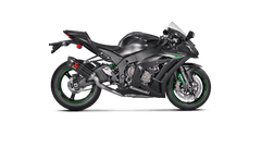 Kawasaki ZX-10R 2016> Akrapovic Optional Carbon Hanger Bracket