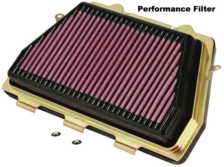 Honda CBR1000RR 2009-16 K&N Performance & Race Air Filters