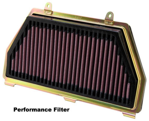 Honda CBR600RR 2009-16 K&N Performance & Race Air Filters