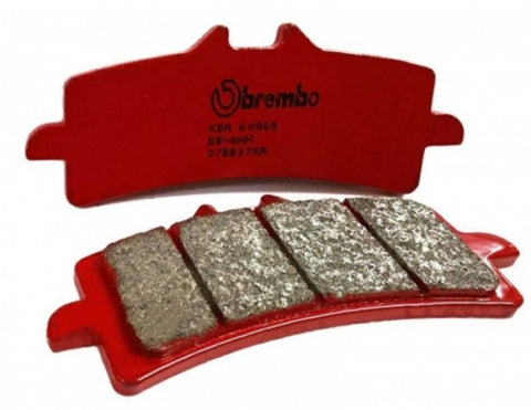 Honda CBR1000RR SP1 2017> Brembo Sintered Front Brake Pads SA Compound For Normal & Fast Road Use
