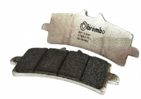 Honda CBR1000RR SP1 2017> Brembo Carbon Ceramic Front Brake Pads RC Compound For Track Use Only