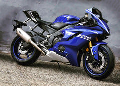 Yamaha YZF R6 2017-20 Spark RACING full system: Titanium collector + FORCE silencer